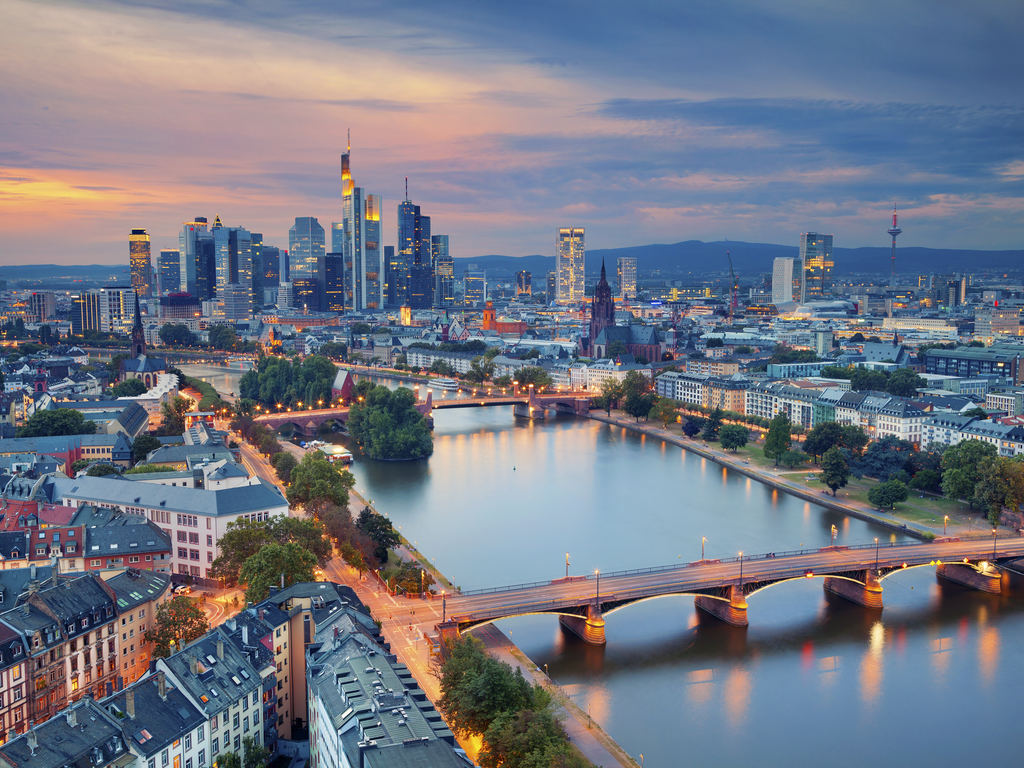 Frankfurt – Starting Azure Infrastructure (December 2018)